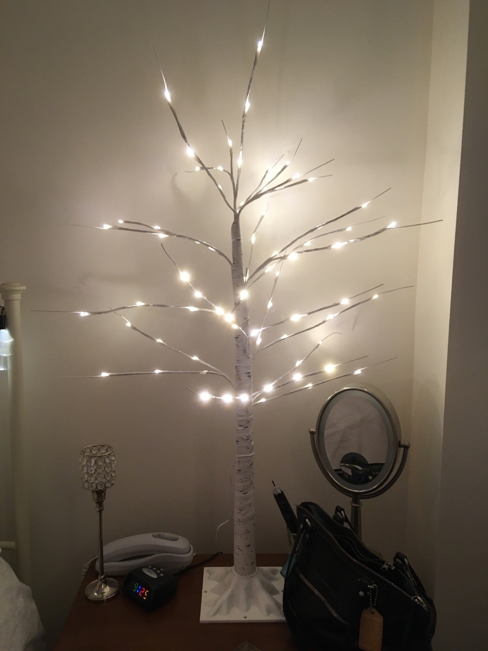 my new twig tree :grinning: