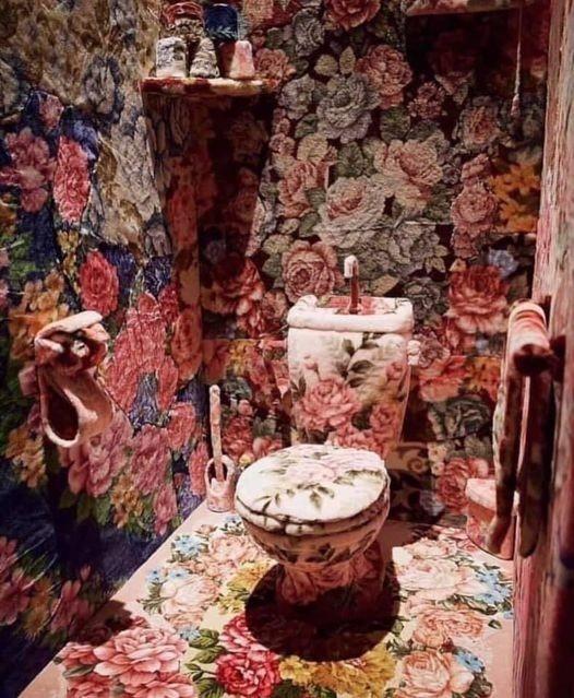 Liz redid my bathroom