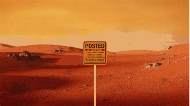 new picture from mars