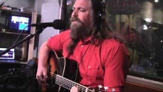 The White Buffalo - Come Join The Murder (Live in Radio Studio)