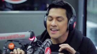 "Gary Valenciano sings ""Spain"" Chick Corea LIVE on Wish 107 5 Bus(720p)"